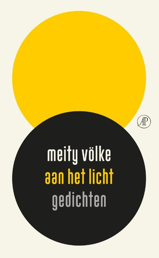 Aan het licht poëziebundel Meity Völke