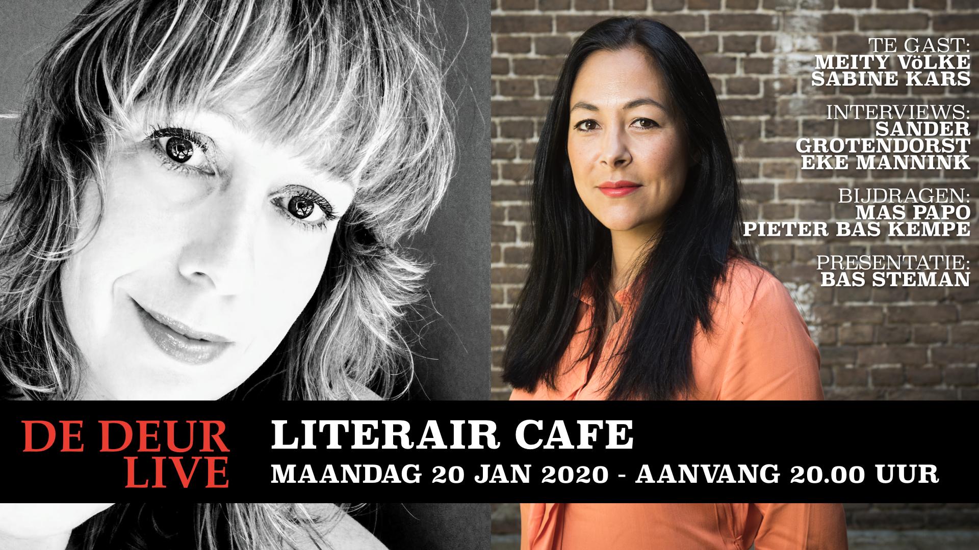 Literair cafe Zutphen