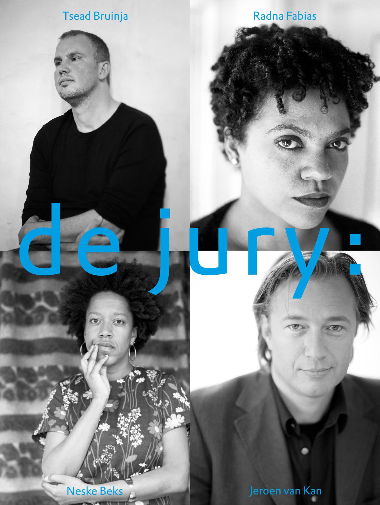 Turing gedichtenwedstrijd jury 2018